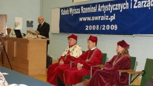 Szkoła Wyższa Rzemiosł Artystycznych i Zarządzania we Wrocławiu
